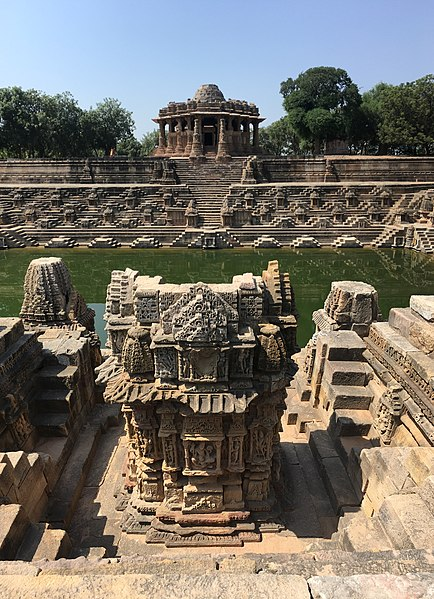 Astrology and Temples in India: Modhera Sun Temple