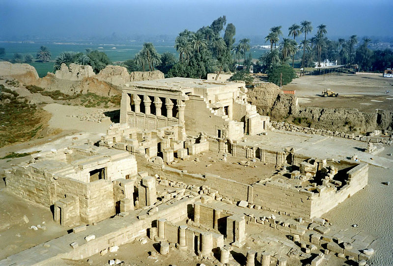 Astrology and astrogeography of the Dendera zodiac and temple