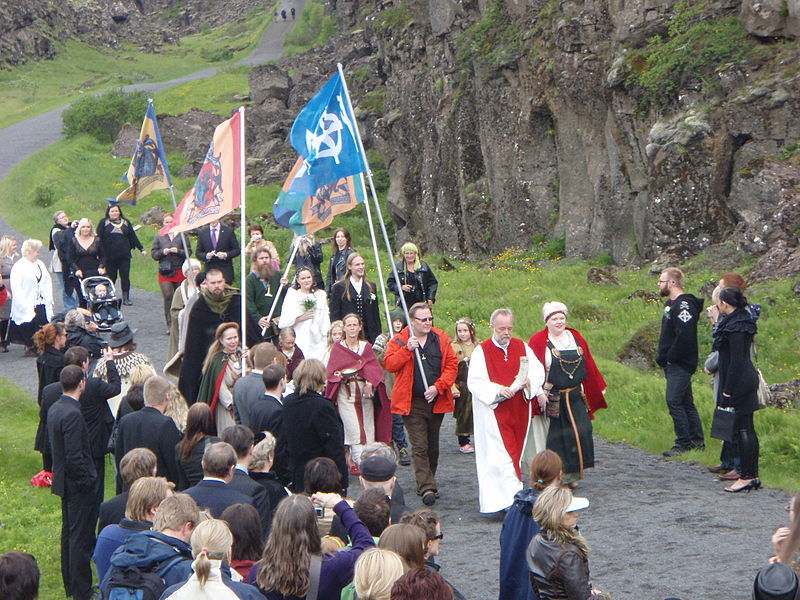 Ásatrú - Icelandic native religion headquarters in the constellation of Capricorn with Scorpio Iceland's Asatru pagans reach new height with first temple