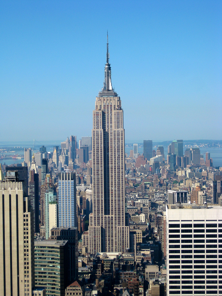 Empire State Building located in Capricorn with Aquarius photo: Jiuguang Wang, ccbysa2.0