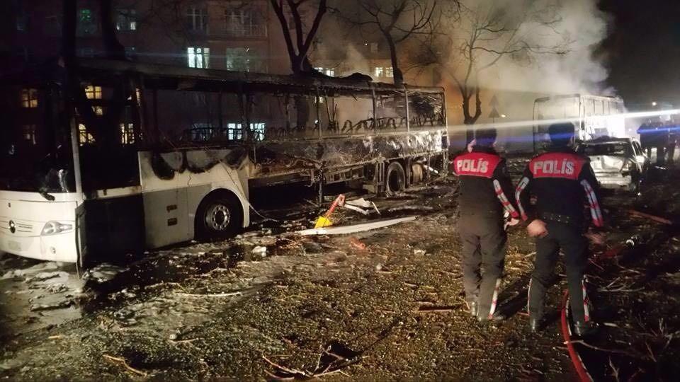 2016 Ankara bombing source: Voice of America