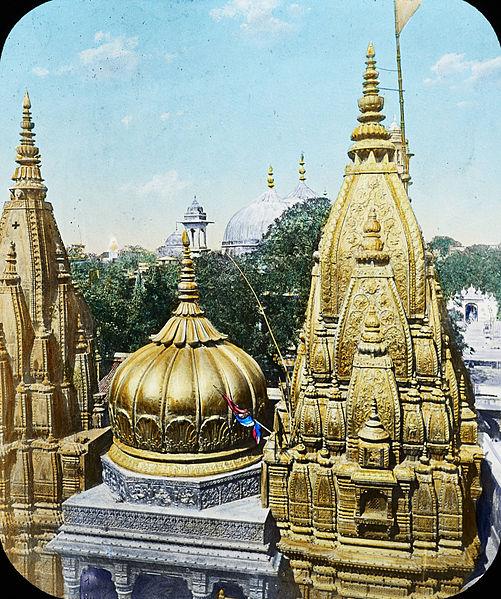 Kashi Vishwanatha located in Virgo with Gemini around 1915
