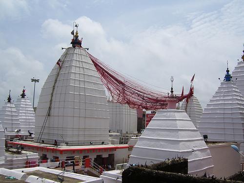 Vaidyanath Temple located in Virgo sign of doctors photo: Ravishekharojha, ccbysa4.0