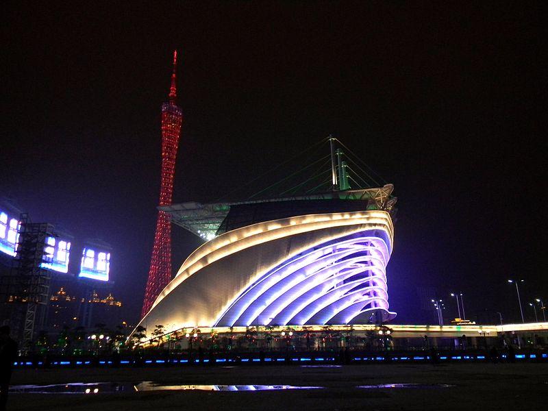Guangzhou Opera Housephoto: Ecow, ccbysa1.0