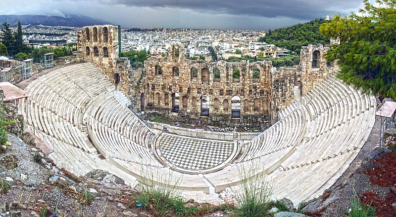 Theater des Herodes Atticus