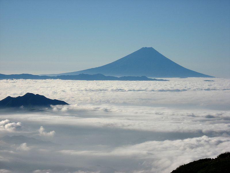 Mt. Fuji photo: Σ64, GNU/FDL