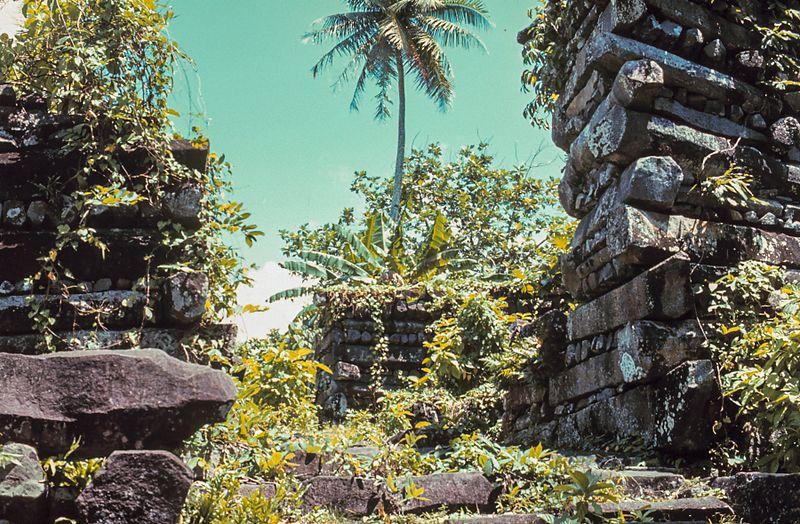 Nan Madol today