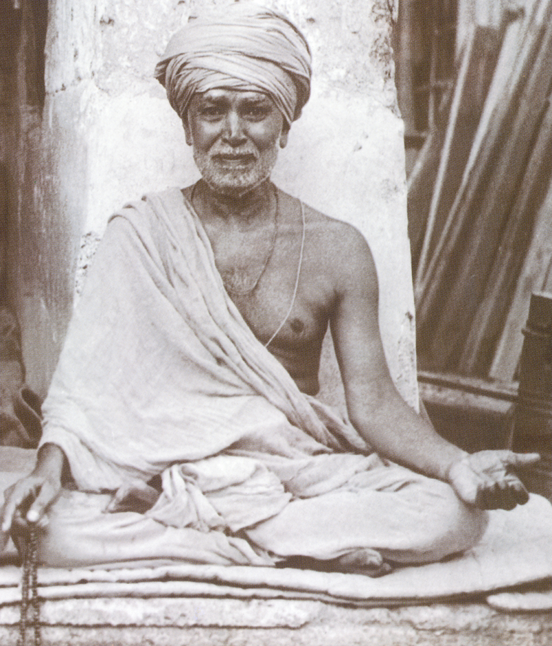 Shastriji Maharaj around 1941