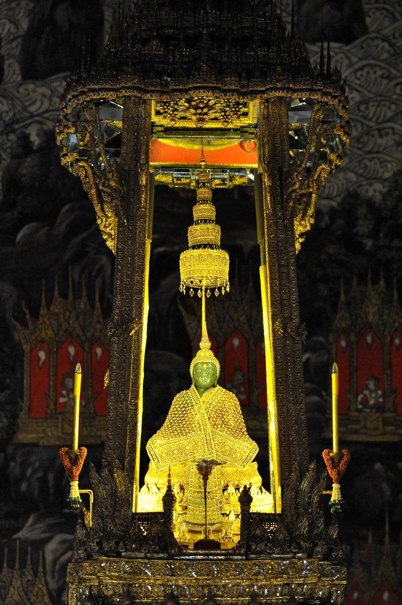 The Emerald Buddha photo: Gremel Madolora, ccbysa3.0