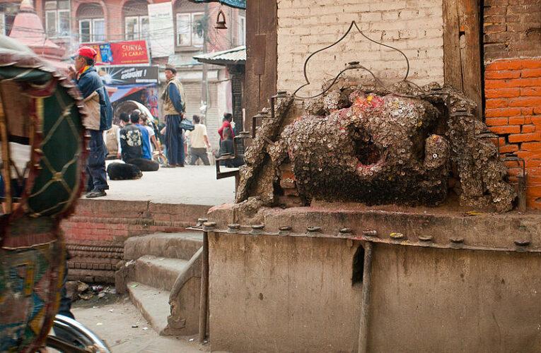 Der Zahnschmerzgott Vaisya Dev