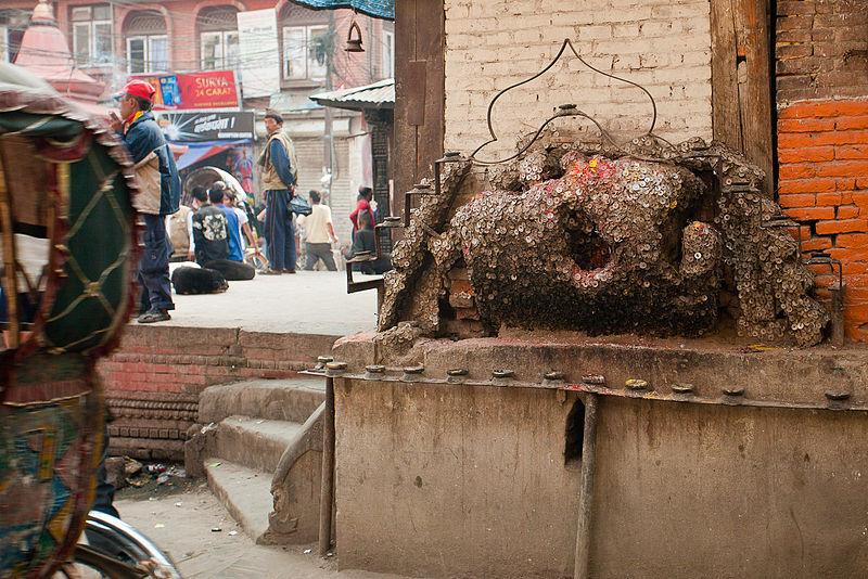 Astrologie und Astrogeographie von kathmandu
