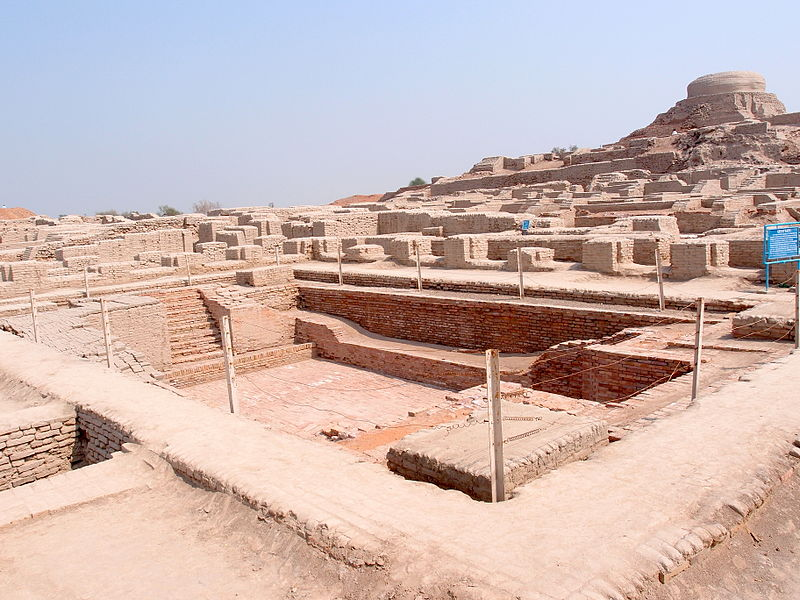 The oldest urban centers in history