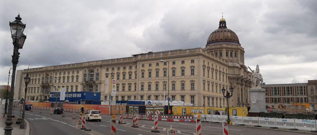 Astrologie und Astrogeographie des Berliner Schloss, Humboldtforum, Berlin