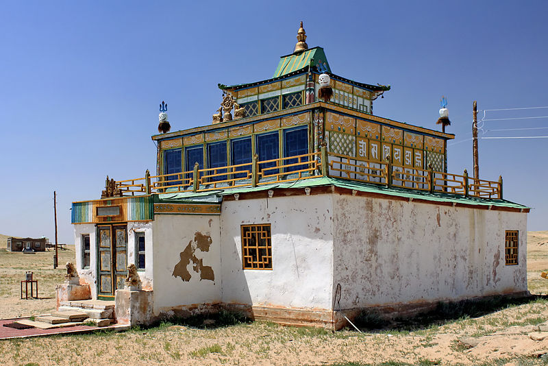 Khamar Monastery – an example for strong spiritual energy