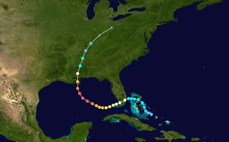 Astrology and astrogeography of hurricane Katrina