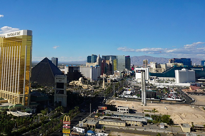 Astrology and astrogeography of Las Vegas