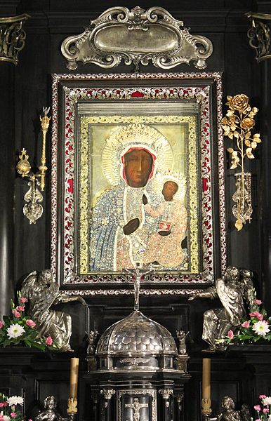 On the Astrology of the Black Madonna of Czestochowa
