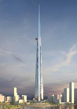 Jeddhah Tower – the future tallest building on earth
