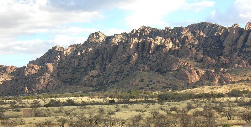Astrology and astrogeography of Cochise`s mountain retreat