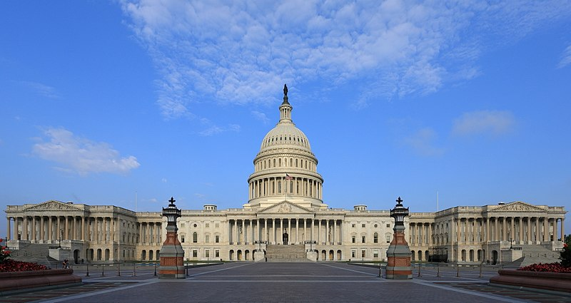US Capitol and Washington in astrology and astrogeography
