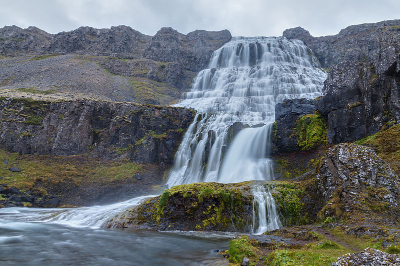 Astrology, astrogeography of waterfalls and Iceland