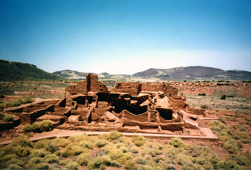 On the role of Pisces at Wupatki National Monument