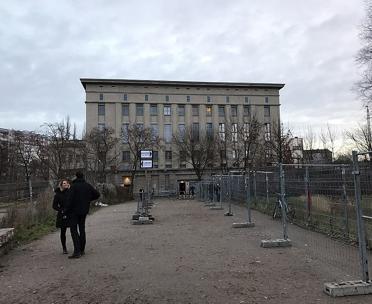Astrology and astrogeography of Berghain, Berlin