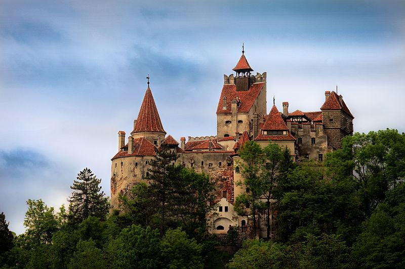Astrologie von Draculas Schloss
