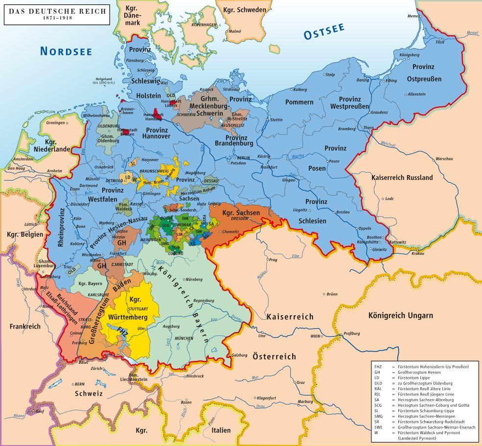 Astrologie und Astrogeographie von Berlin, und Deutschland