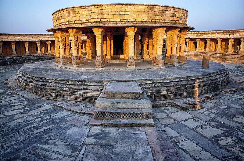 The 64 Yogini Temples in astrogeography