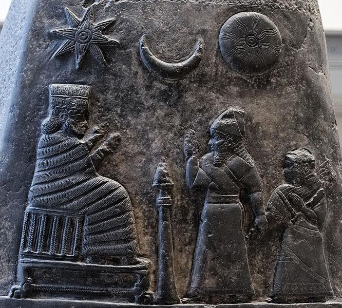Der Ishtar Tempel von Mari aus astrologischer Sicht