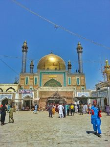 The Suicide Bombing Attack on the Lal Shahbaz Qalandar Shrine