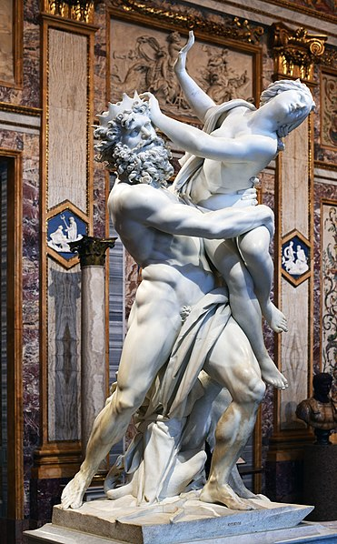Gian Lorenzo Bernini and the Rape of Proserpina
