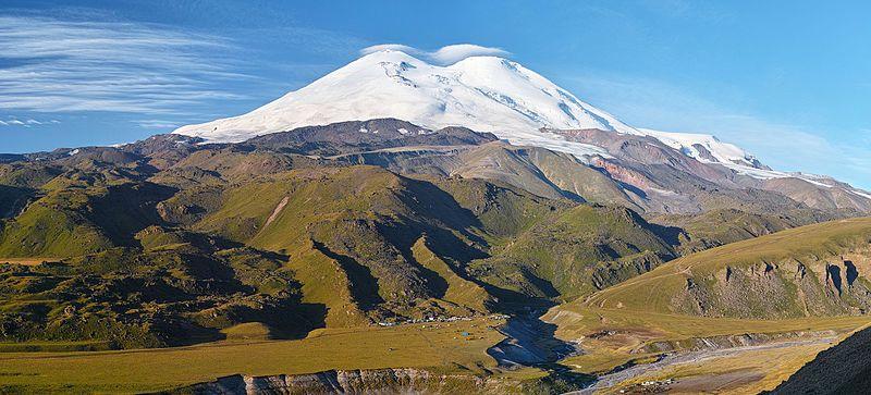 Der Elbrus – höchster Berg Russlands aus astrogeographischer Sicht