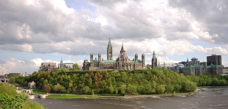 The astrogeographical position of Ottawa