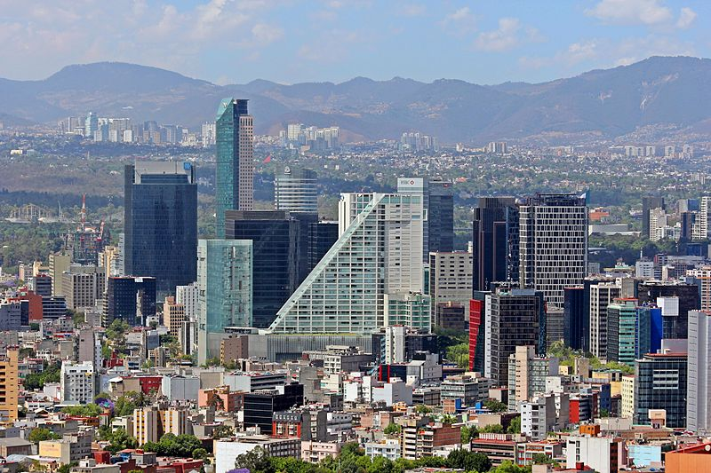On the Astrogeographical Position of Mexico City