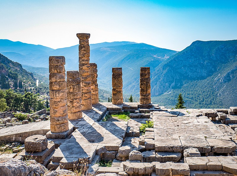 Libra and Aries – The Oracle of Delphi