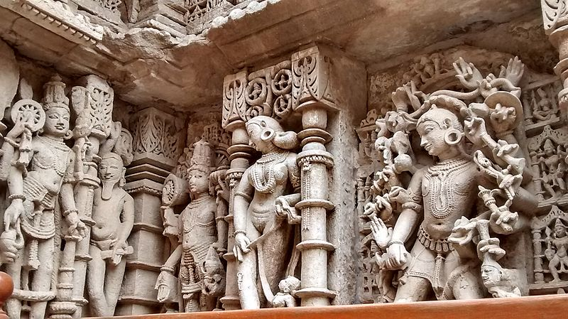 Rani ki vav – the Queen´s step well in astrogeography