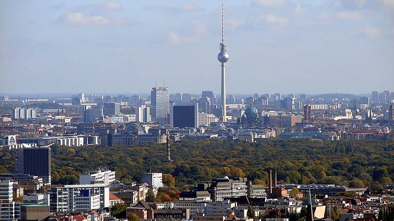 Berlin, astrologie, astrology, astrogeographical position of Berlin