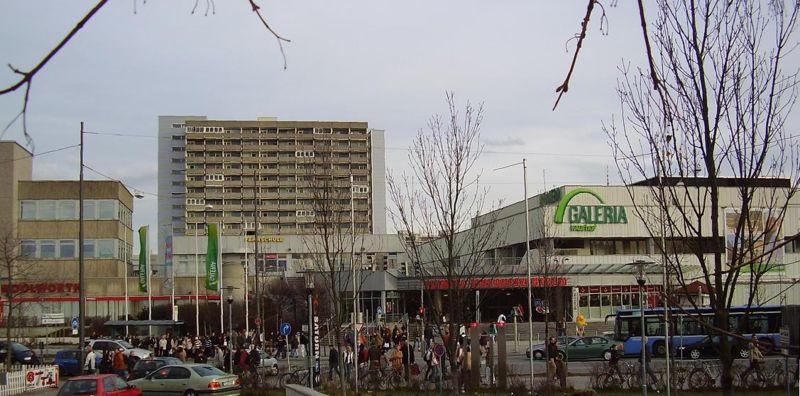 Terroranschlag am Olympia Einkaufszentrum in München am 22.7.2016