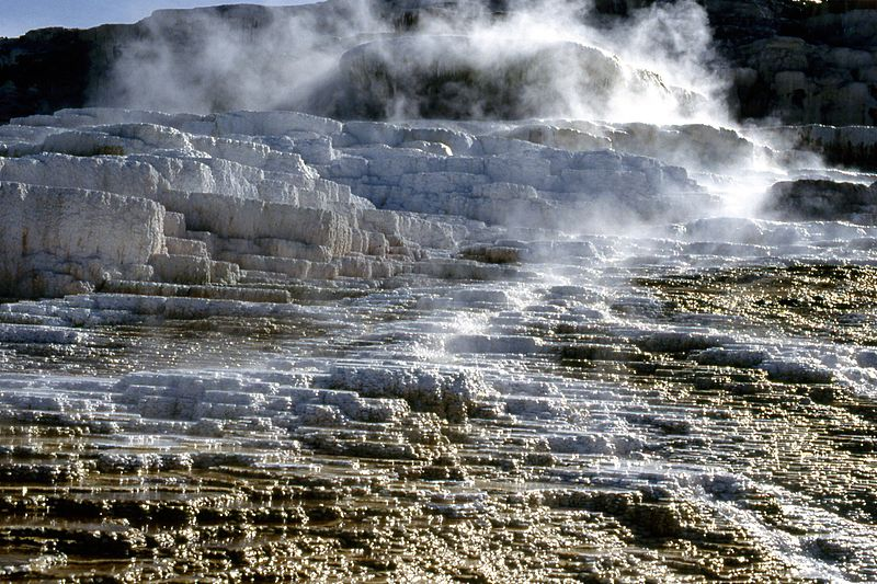 Astrology and astrogeography of geysers at Yellowstone National Park