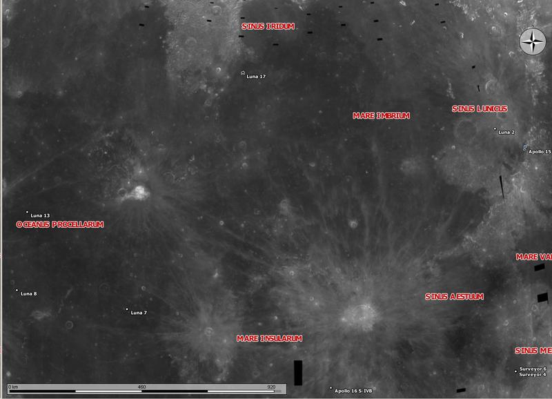 Die ersten Mondlandungen aus astrologischer Sicht