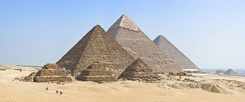 Pyramids in astrology and astrogeography: Giza