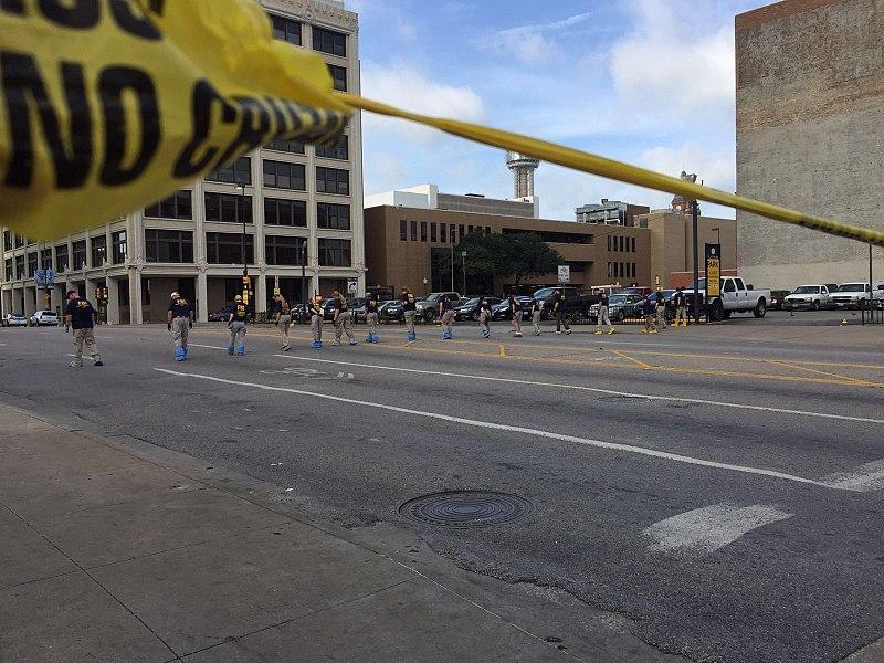 The Dallas Sniper Massacre & Shootings of Alton Sterling & Philando Castile