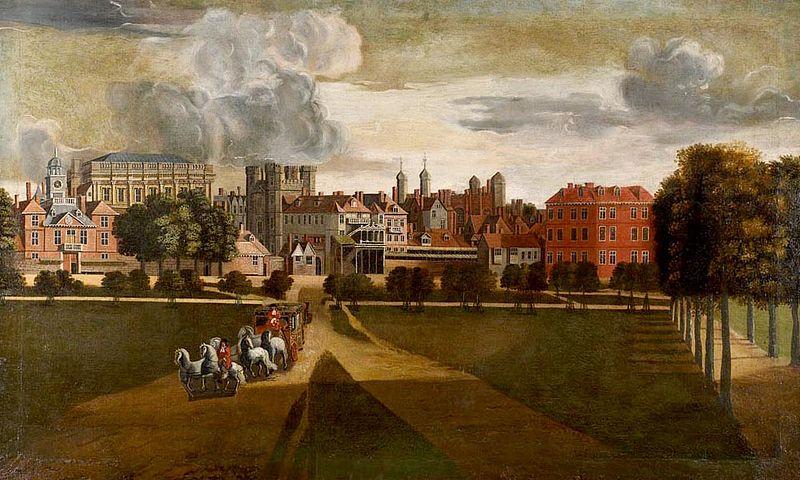 Elisabeth I. von England in Windsor und Whitehall
