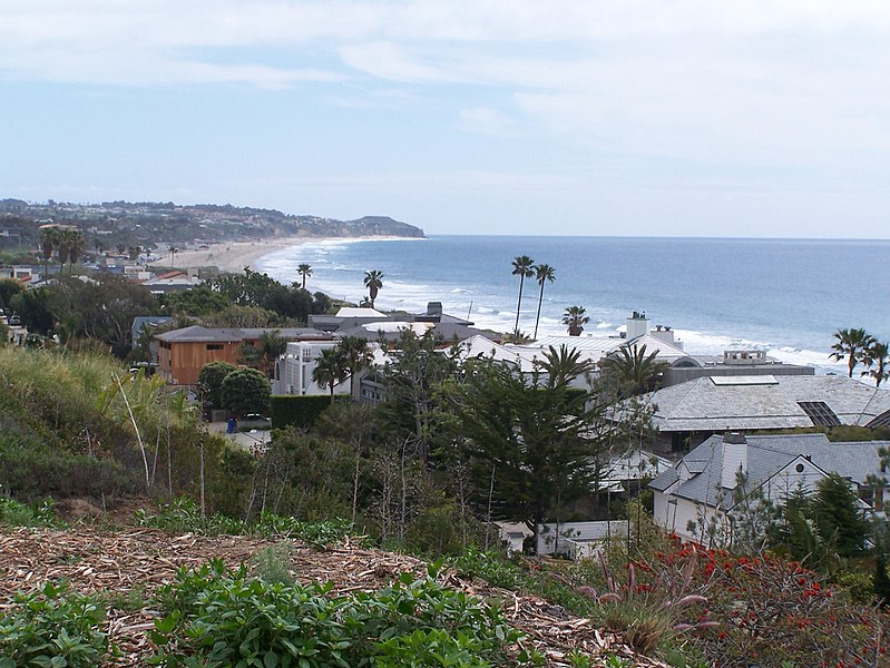 Barbara Streisands Haus in Malibu
