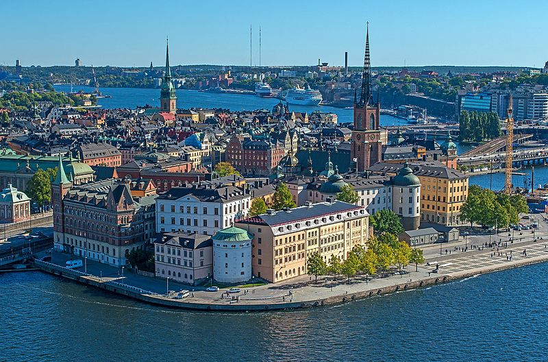 Astrology and astrogeography of Sweden and Stockholm