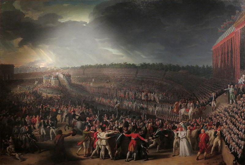 Astrologie und Astrogeographie der französischen Revolution
