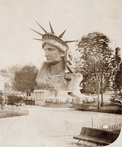 Astrology and astrogeography of the Statue of Liberty