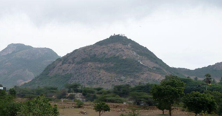 Dharmalingeshwar Malai Hill Temple